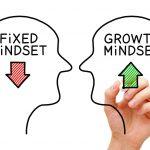 fixed growth mindset