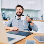 hoe werk je effectief thuis